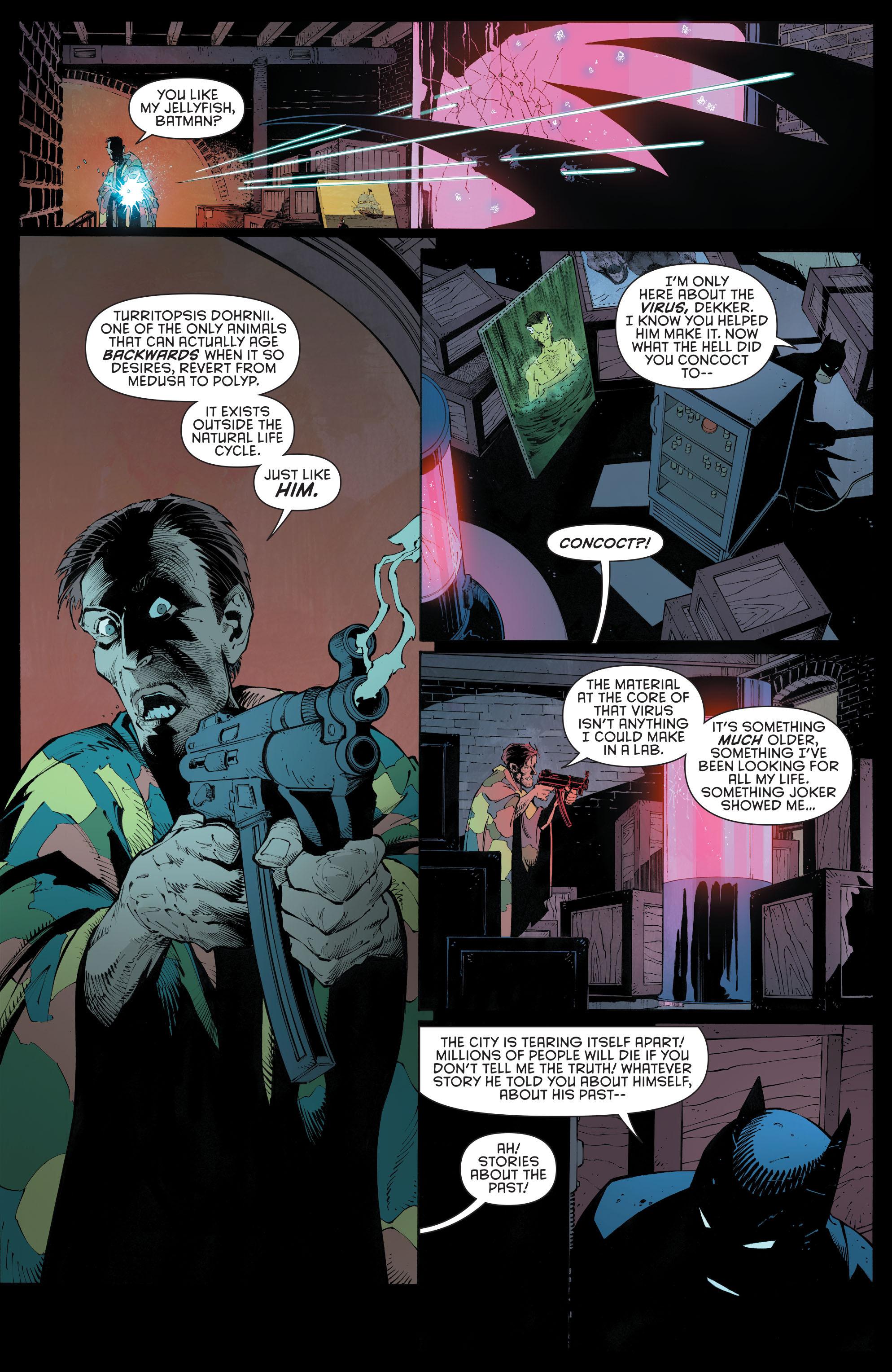 Read online Batman (2011) comic -  Issue # _TPB 7 - 93
