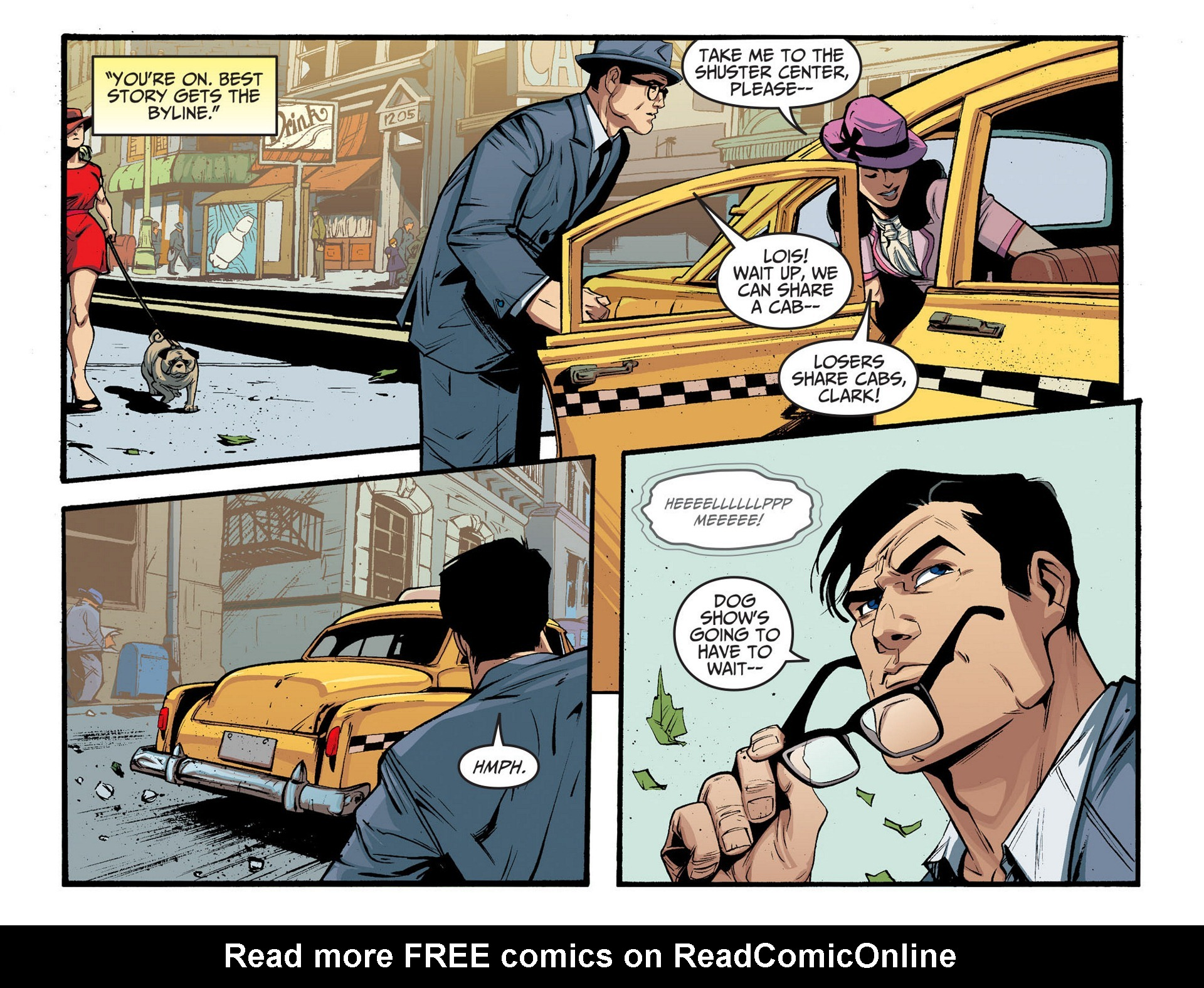 Read online Adventures of Superman [I] comic -  Issue #5 - 5