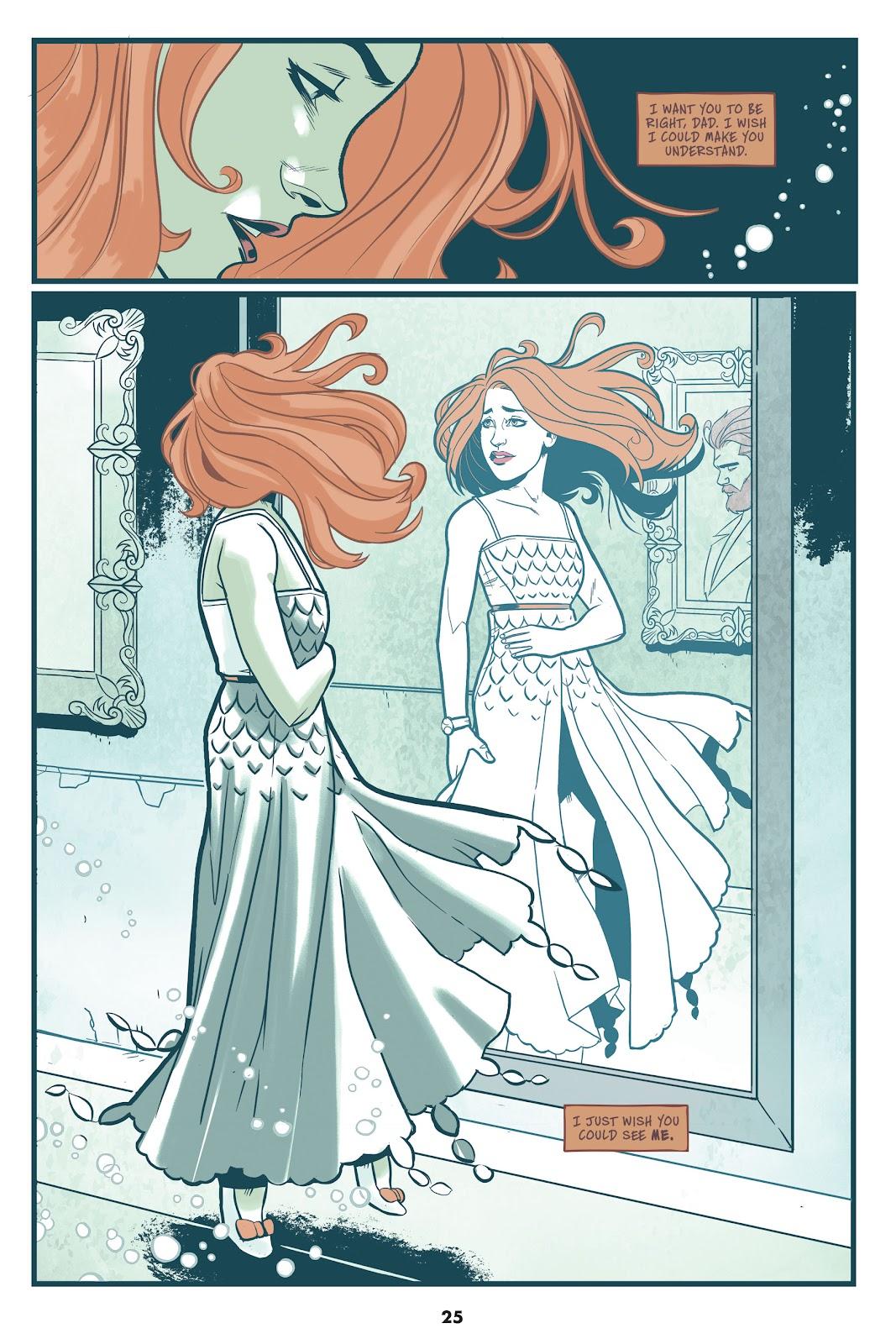 Read online Mera: Tidebreaker comic -  Issue # TPB (Part 1) - 25