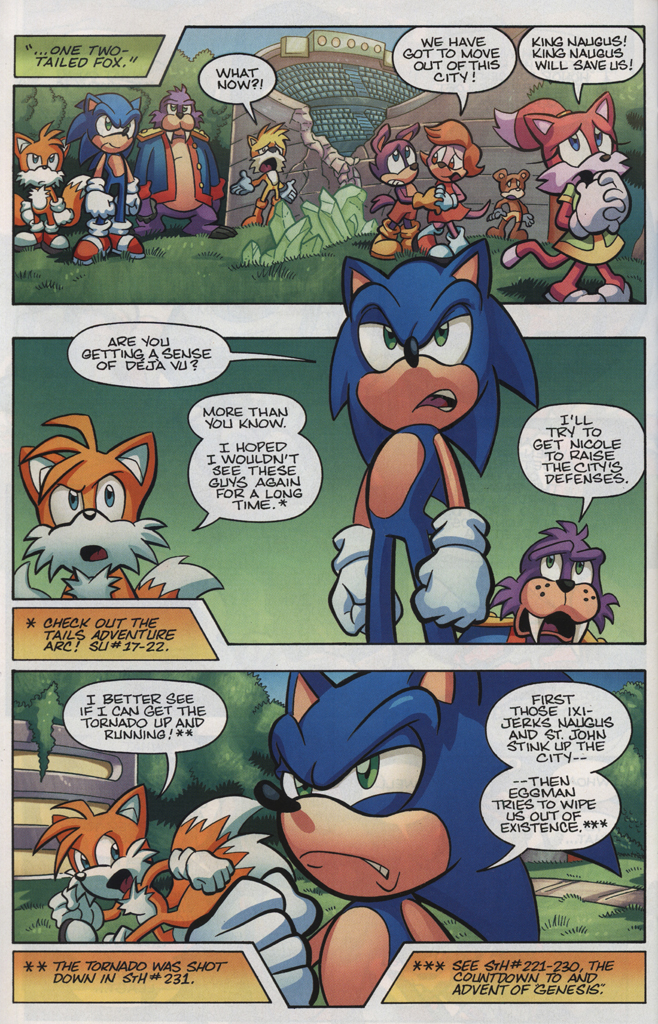 Read online Sonic Universe comic -  Issue #34 - 30