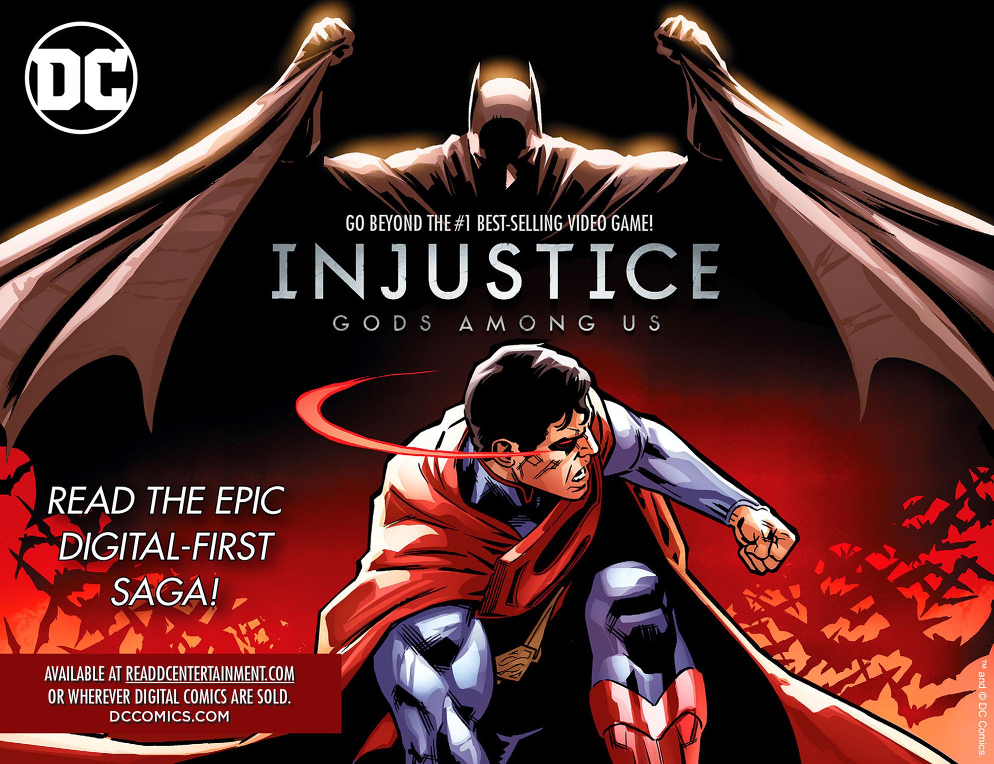 Read online Injustice: Ground Zero comic -  Issue #5 - 24