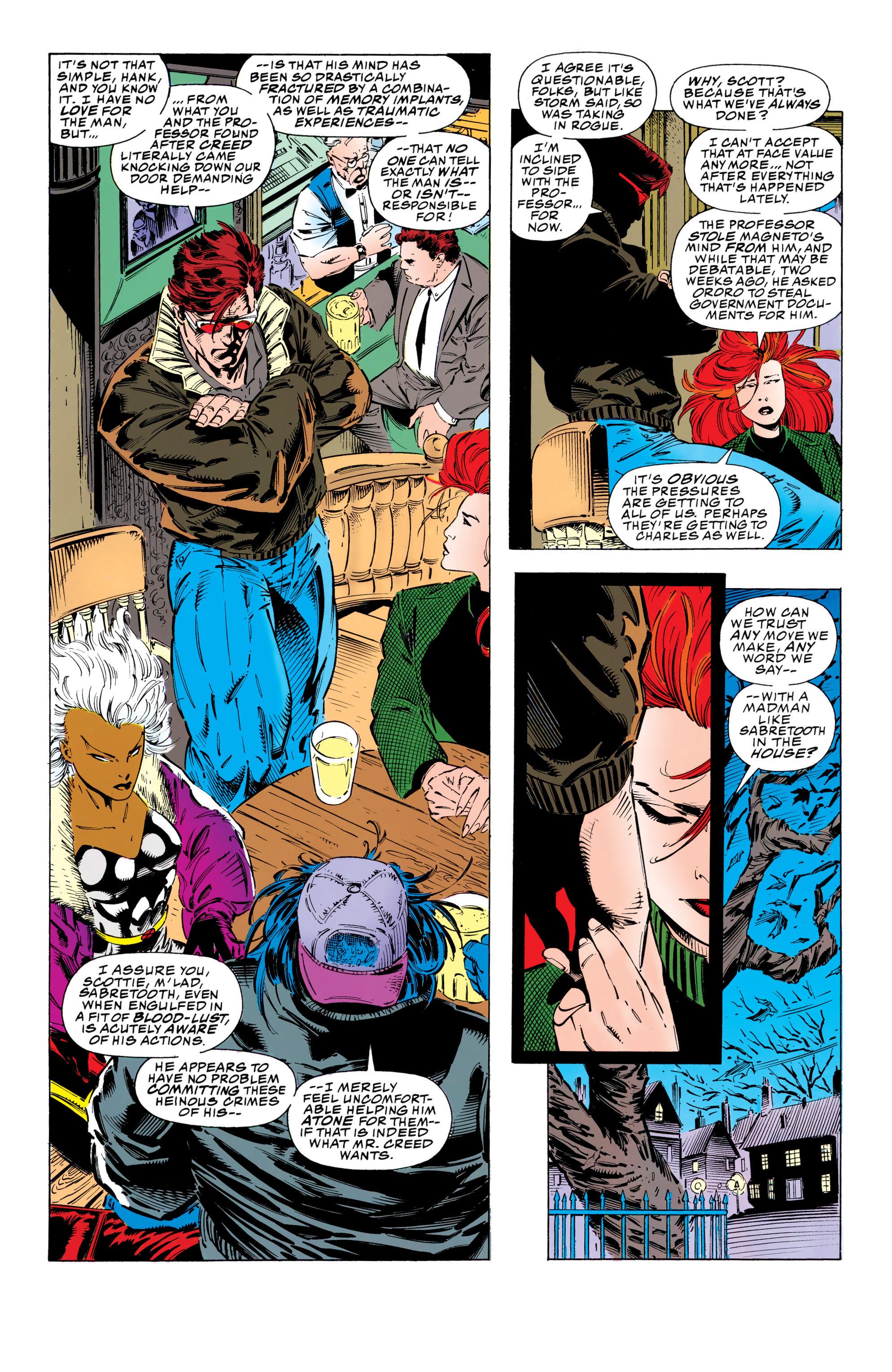 X-Men (1991) 28 Page 5