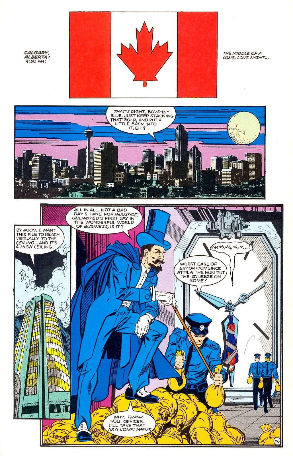 Infinity Inc. (1984) issue 35 - Page 28