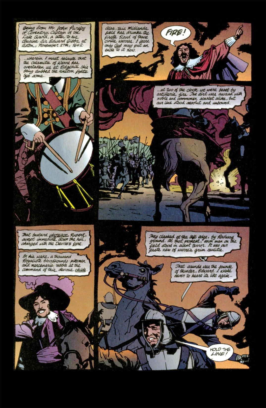 Hellblazer 91 Page 2