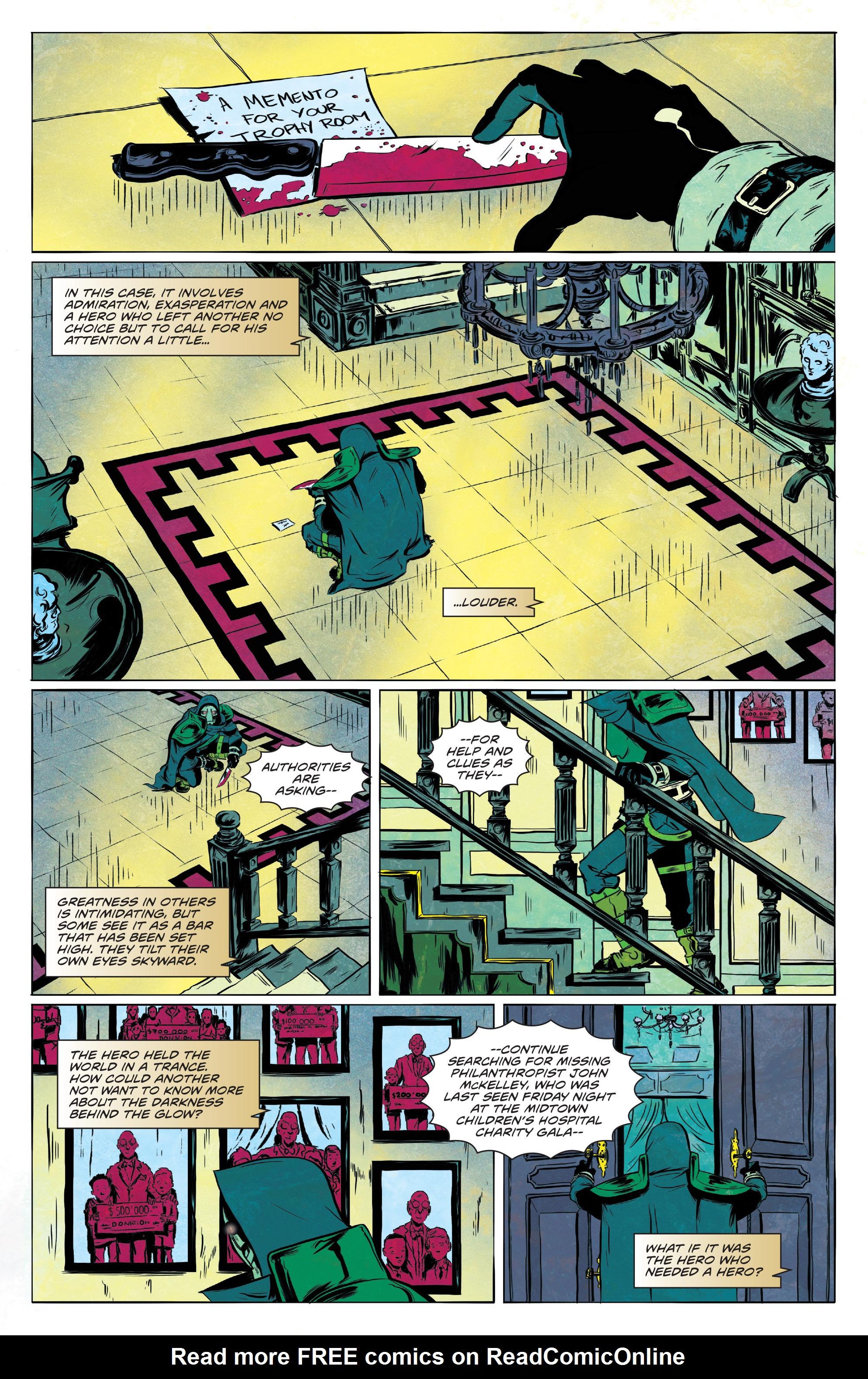 Read online Translucid comic -  Issue #2 - 15
