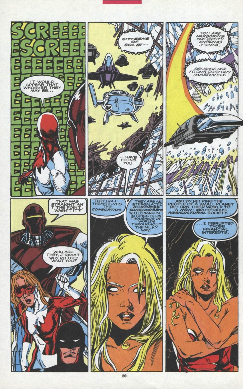 Read online Alpha Flight (1983) comic -  Issue #97 - 17