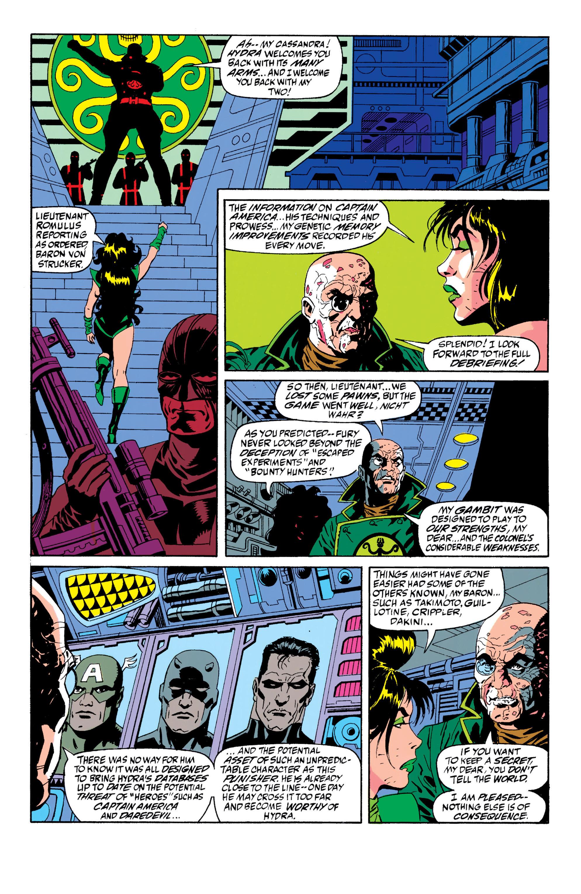 Read online Captain America (1968) comic -  Issue # _Annual 10 - 28