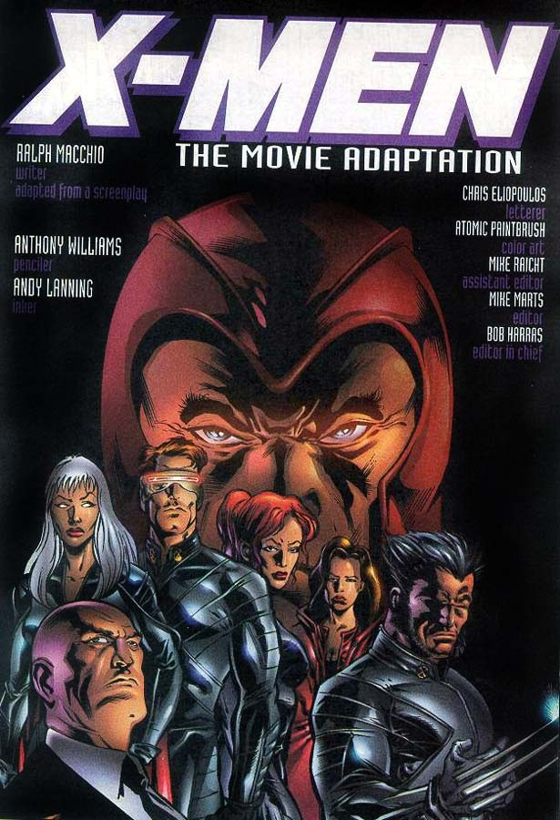 X-Men Movie Adaptation issue Full - Page 2