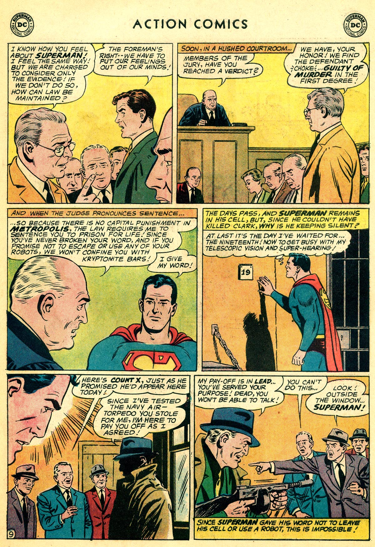 Read online Action Comics (1938) comic -  Issue #301 - 11