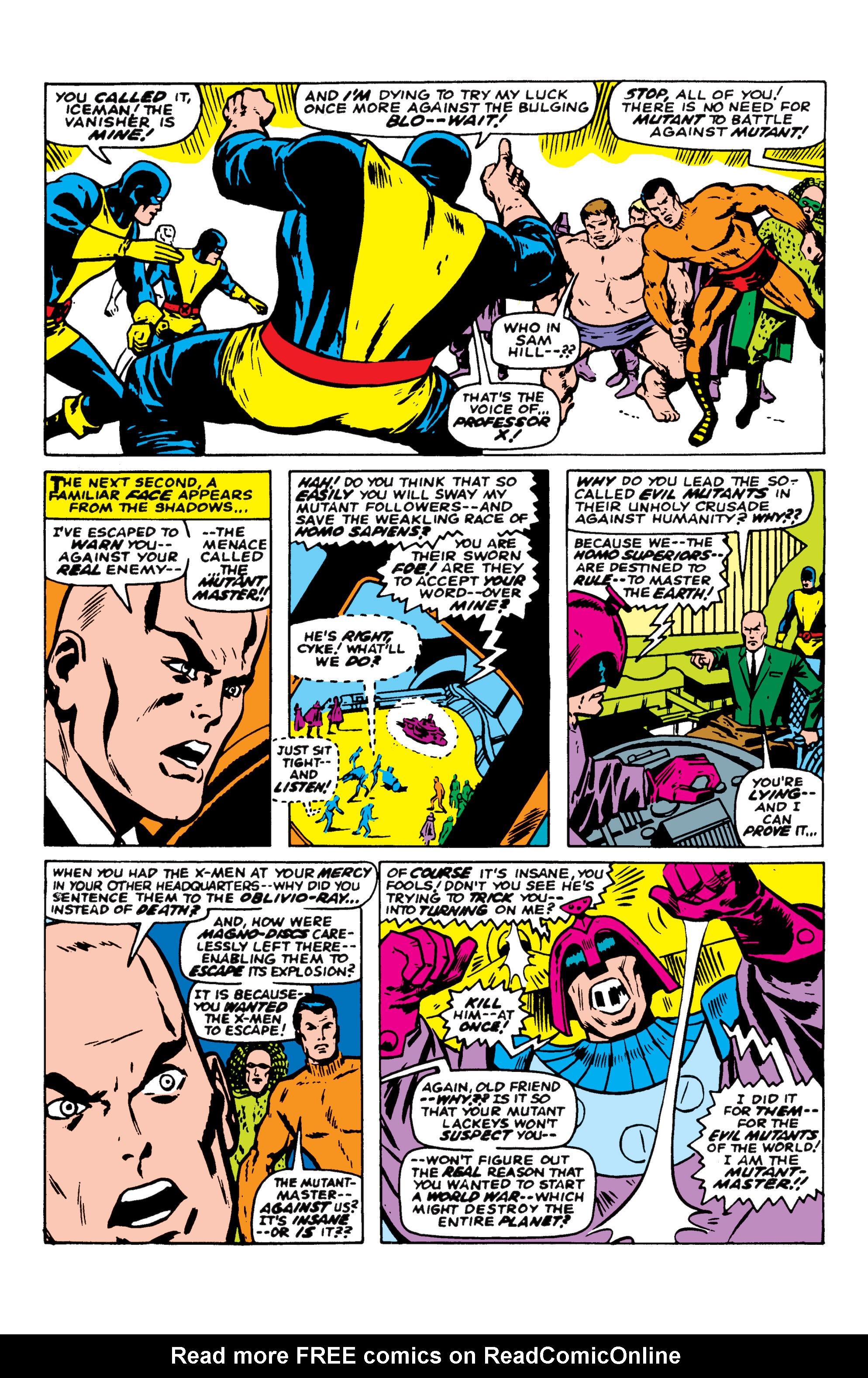 Uncanny X-Men (1963) 39 Page 10
