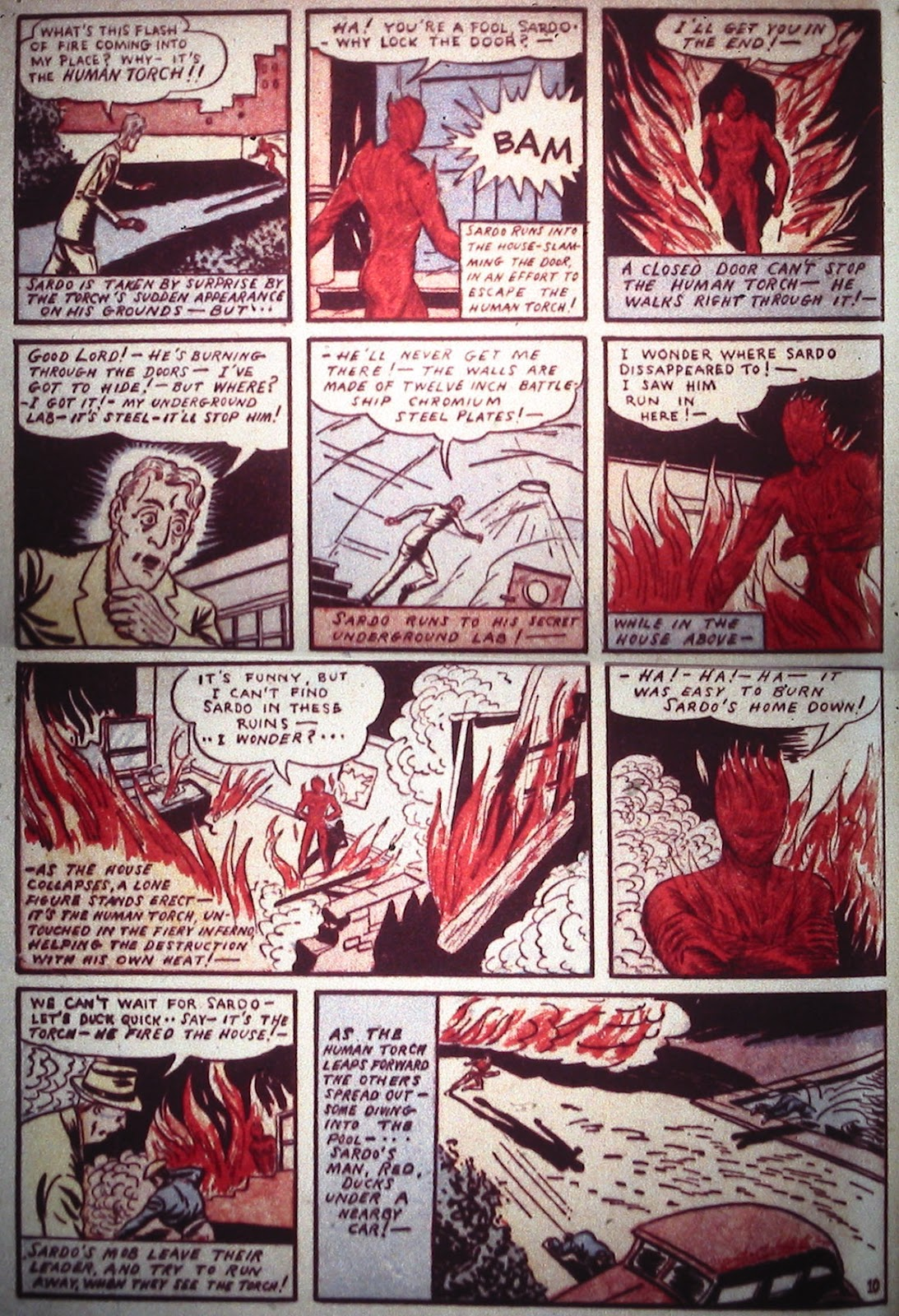 Marvel Comics (1939) issue Full - Page 12
