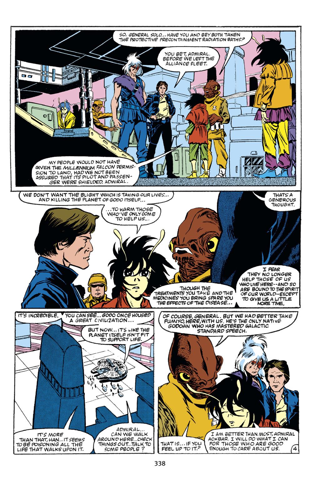 Read online Star Wars Omnibus comic -  Issue # Vol. 21.5 - 66