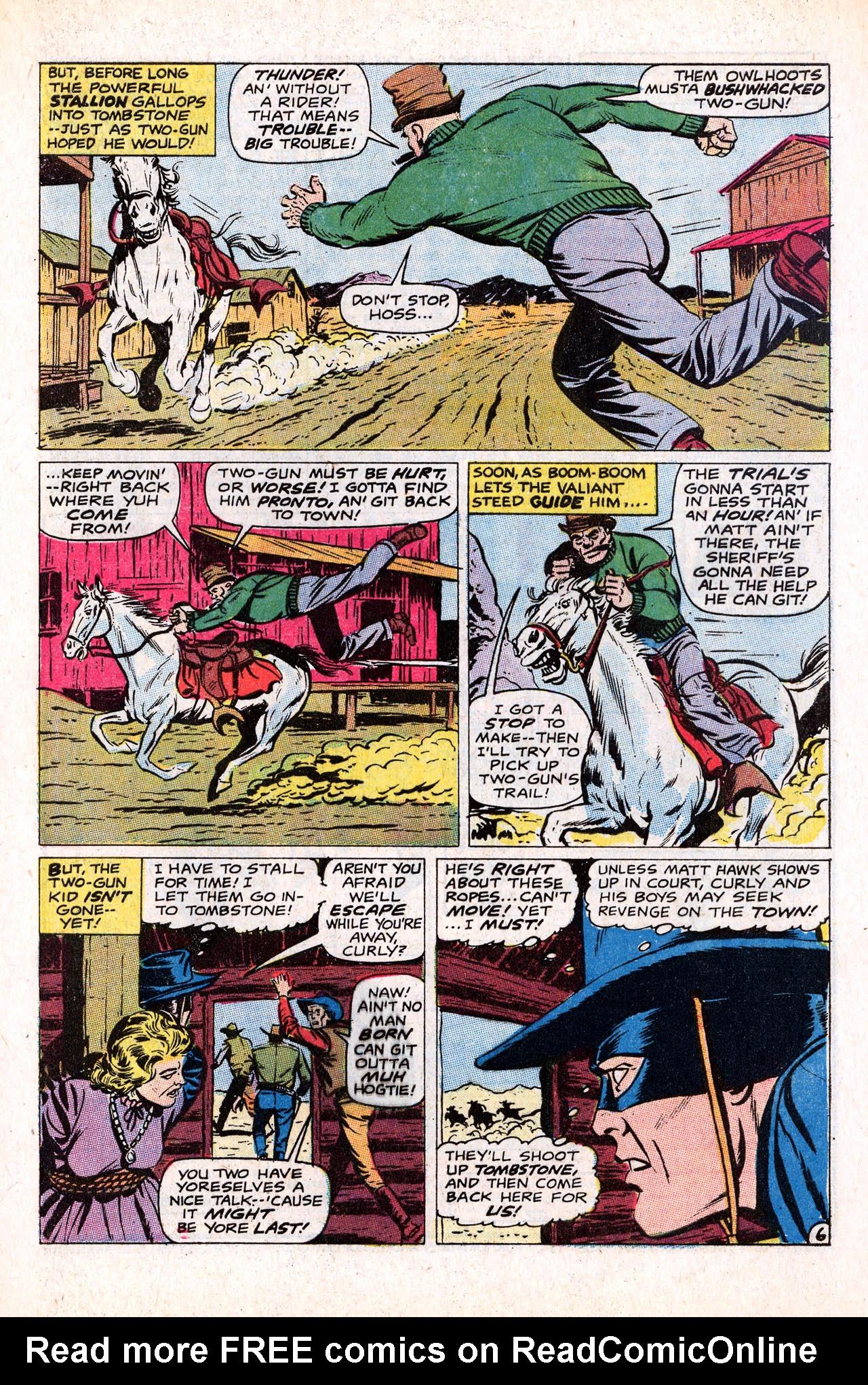 Read online Two-Gun Kid comic -  Issue #98 - 9