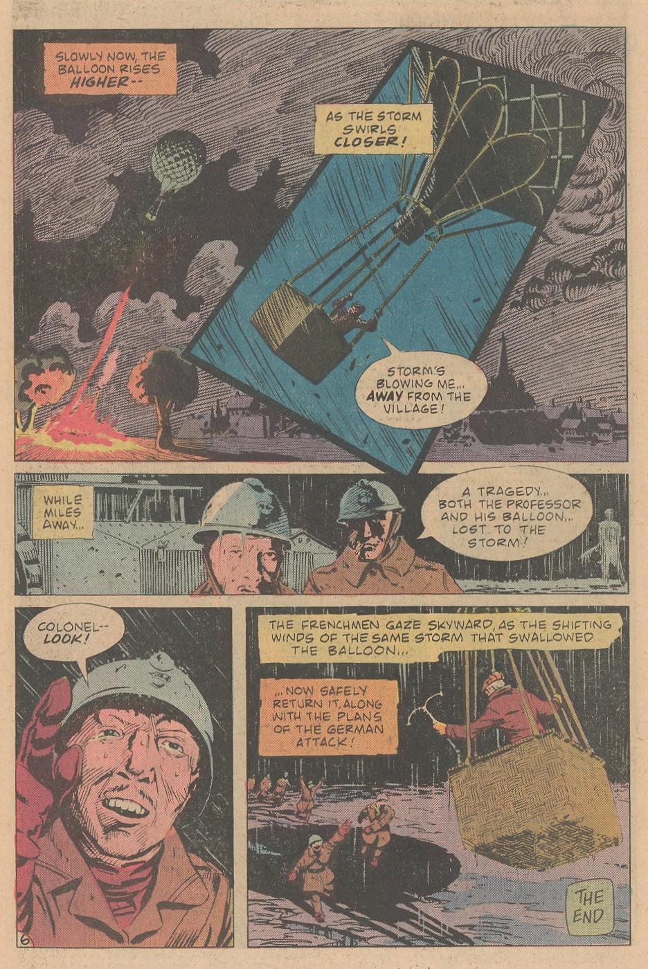 Read online Sgt. Rock comic -  Issue #355 - 20