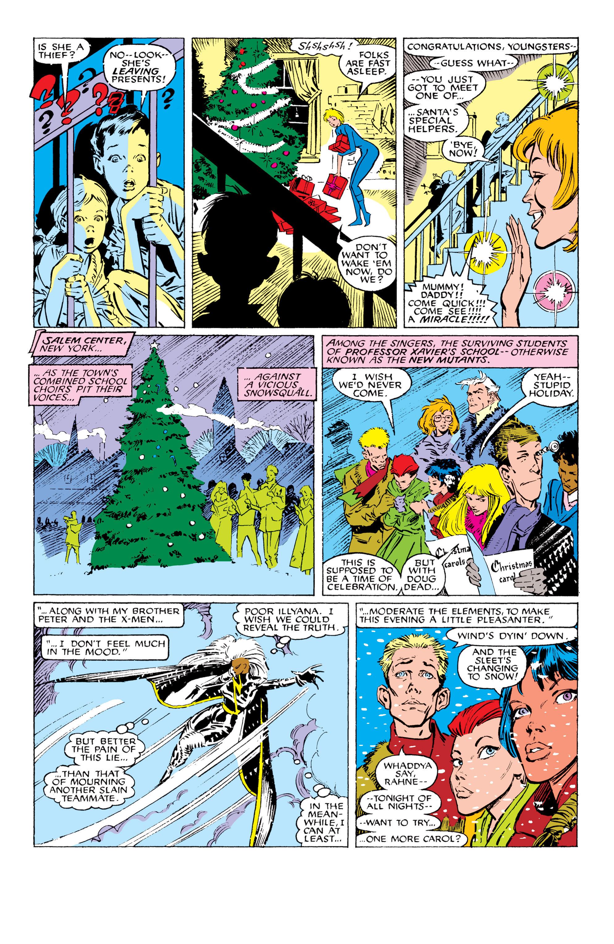 Read online Uncanny X-Men (1963) comic -  Issue #230 - 19