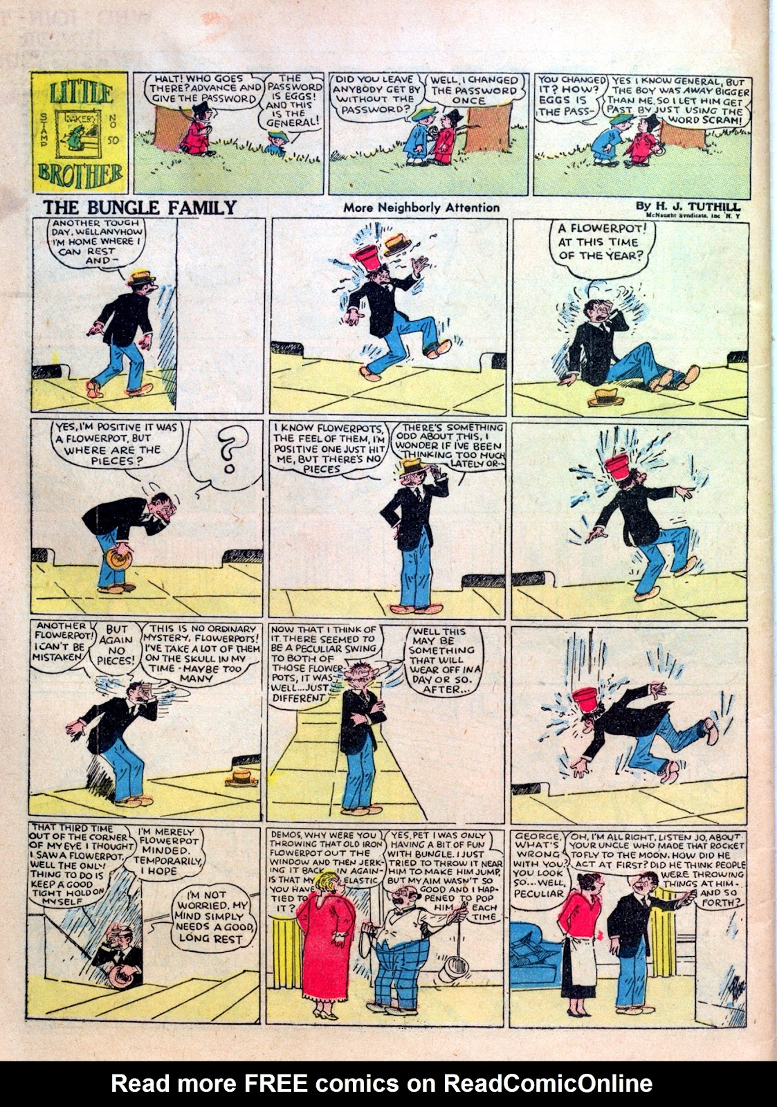 Read online Famous Funnies comic -  Issue #10 - 66