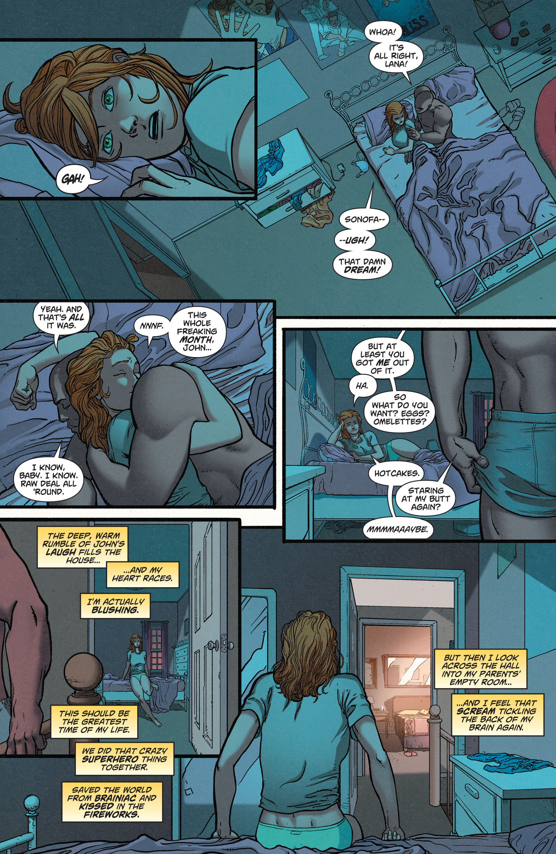 Read online Action Comics (2011) comic -  Issue #36 - 4