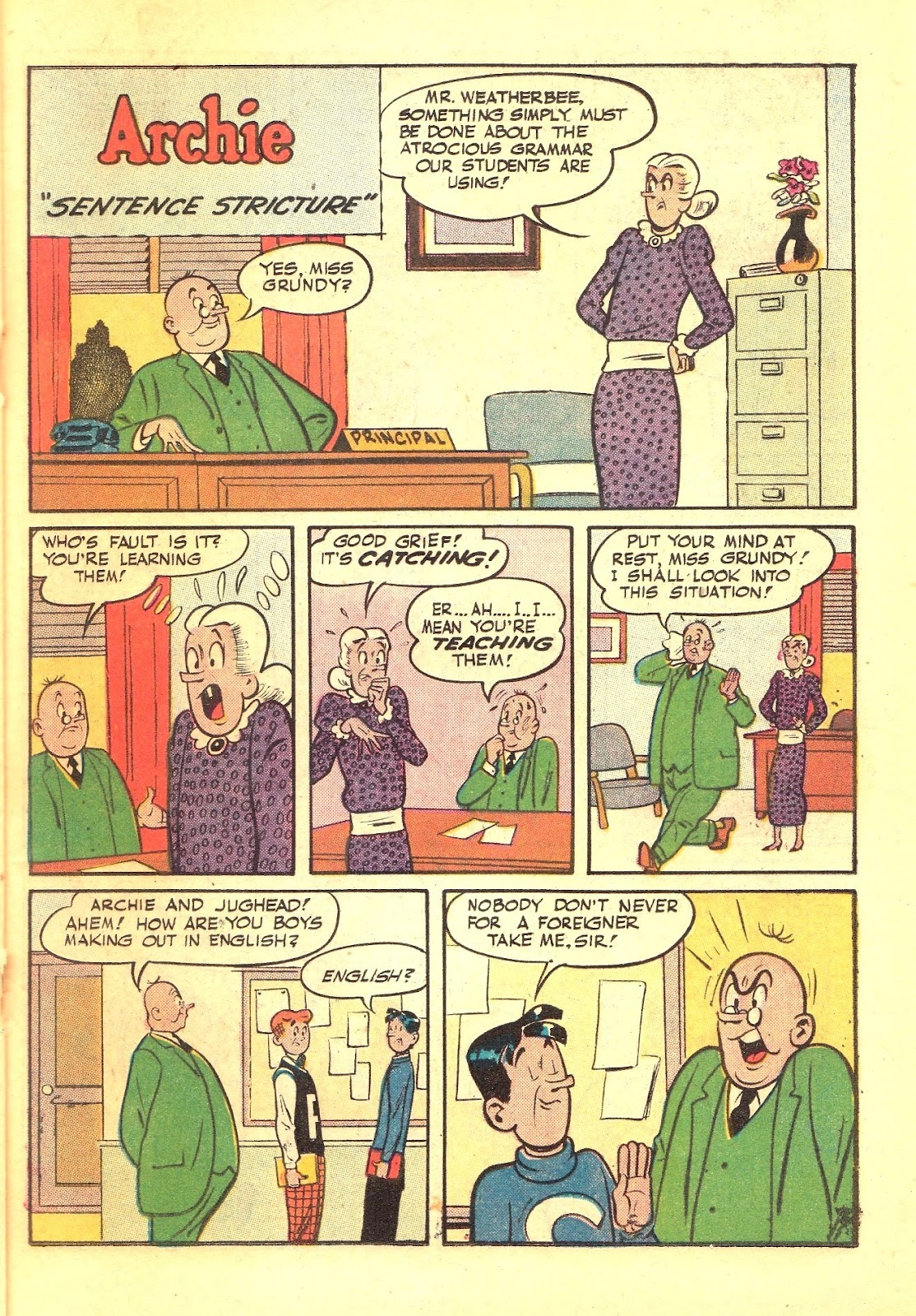 Archie Comics issue 087 - Page 19