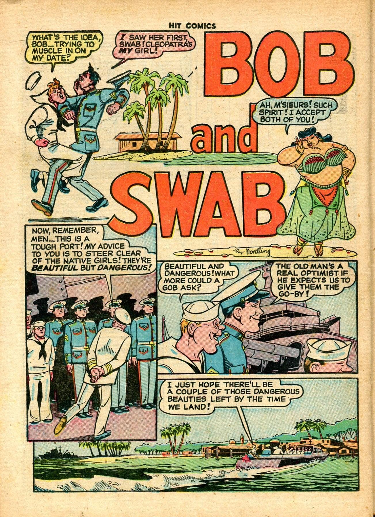 Read online Hit Comics comic -  Issue #59 - 22