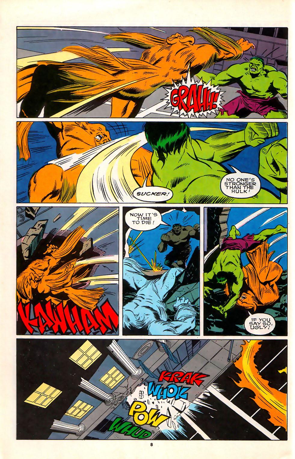 Read online Alpha Flight (1983) comic -  Issue #75 - 8