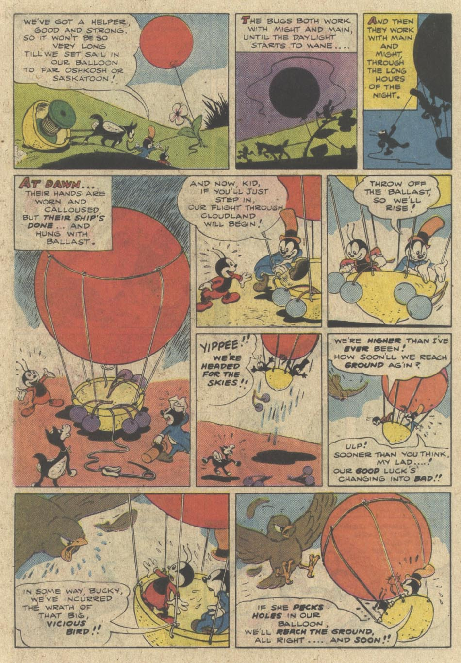 Walt Disney's Comics and Stories issue 529 - Page 17