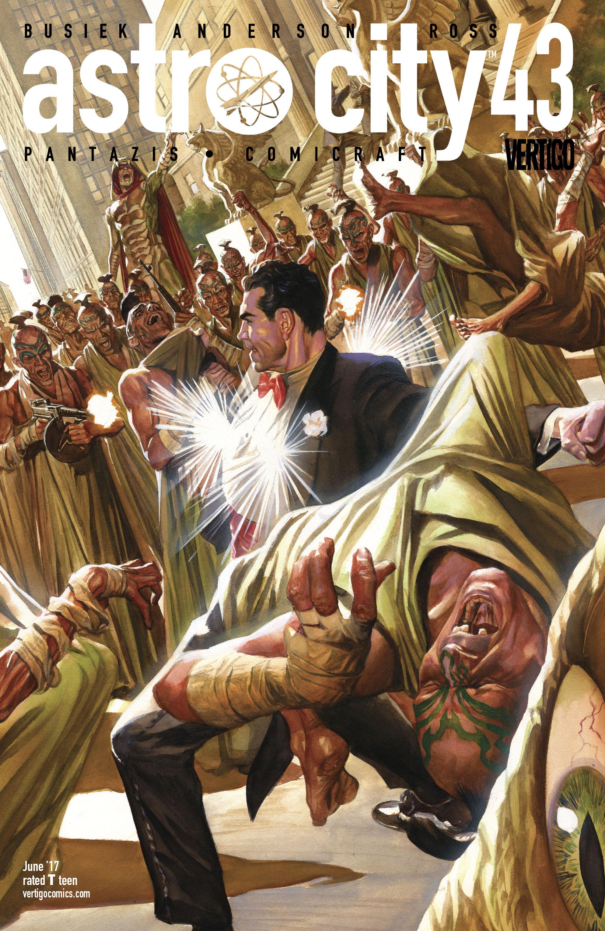 Read online Astro City comic -  Issue #43 - 1