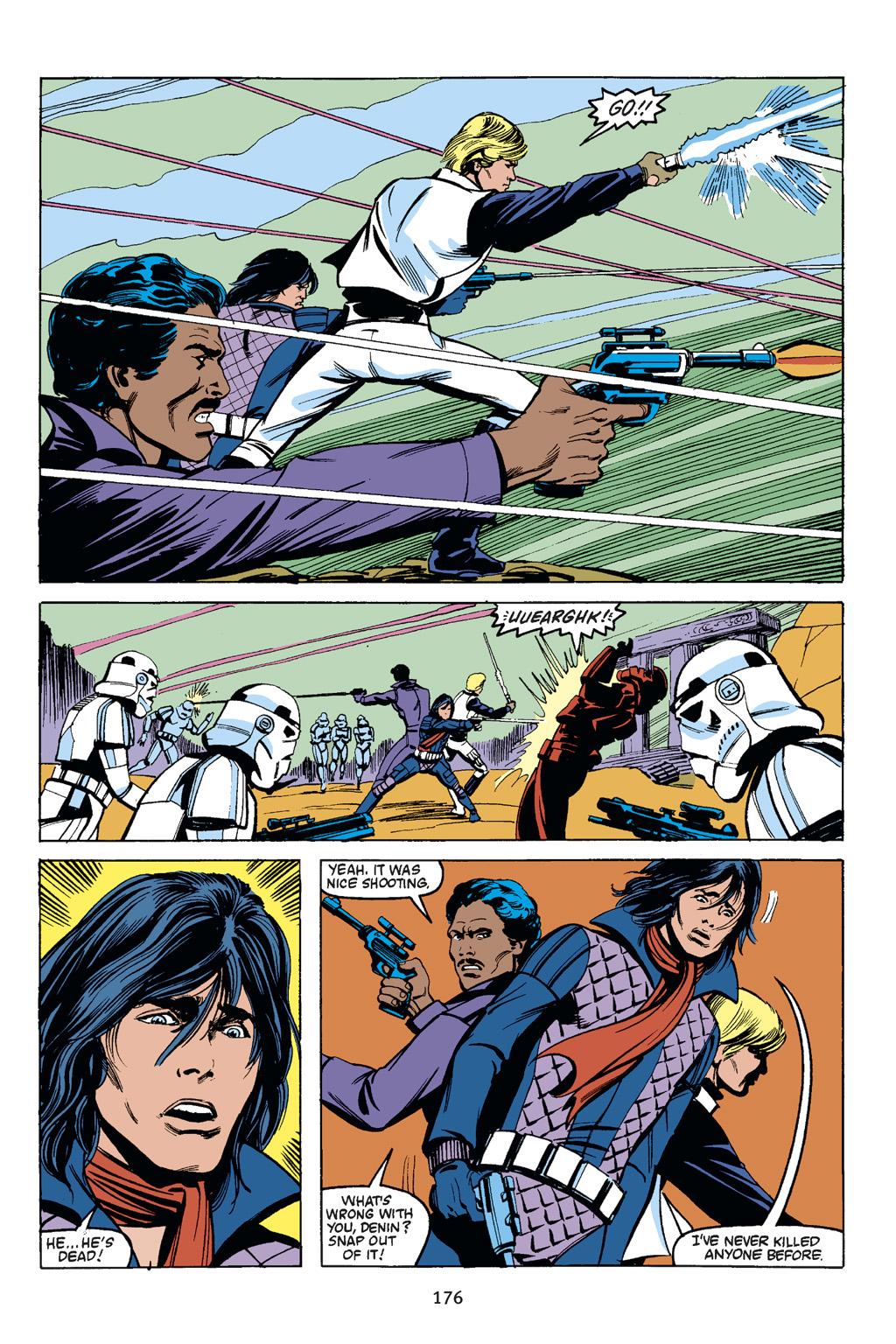Read online Star Wars Omnibus comic -  Issue # Vol. 21 - 169