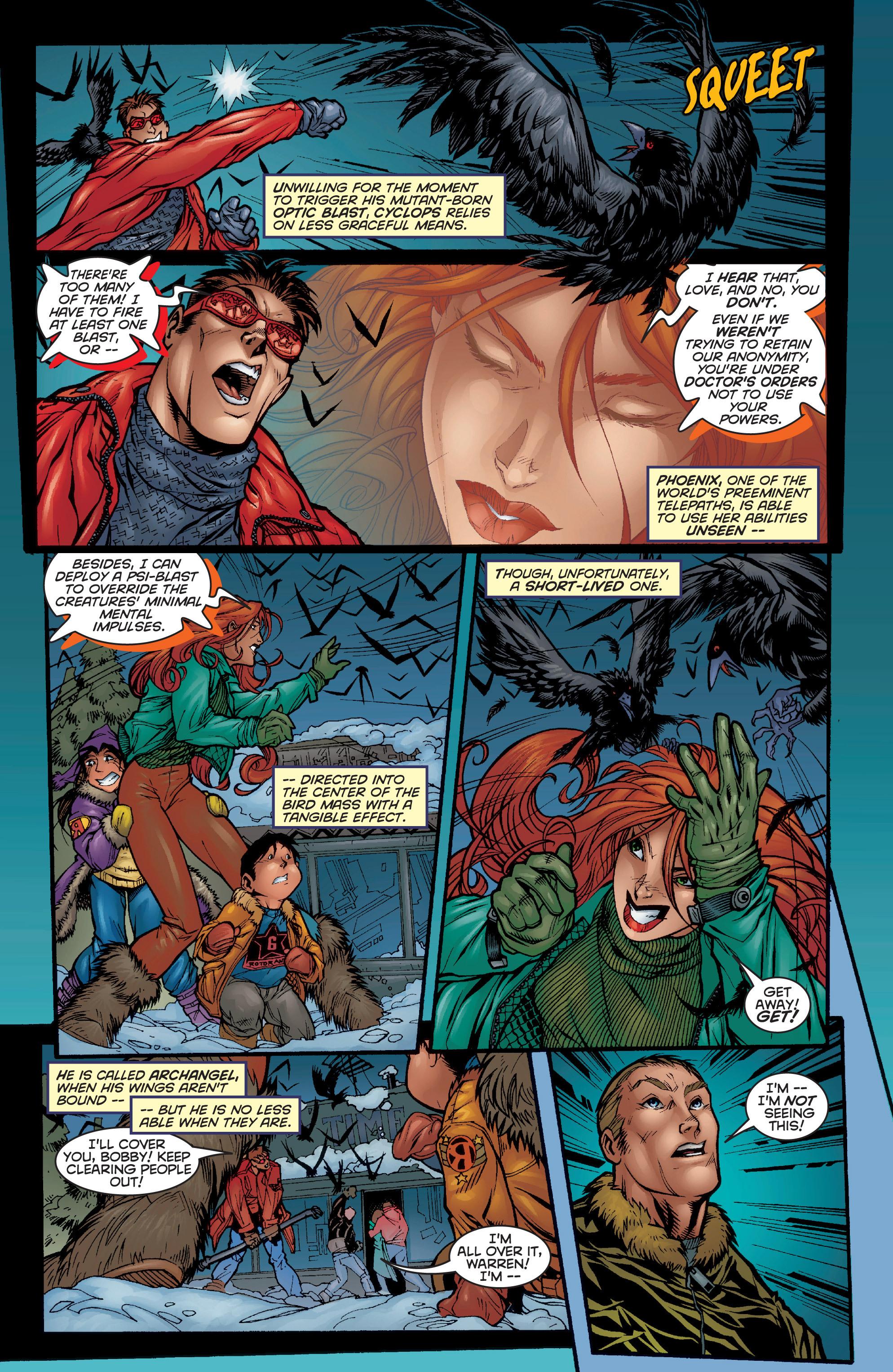 Read online Uncanny X-Men (1963) comic -  Issue #357 - 7