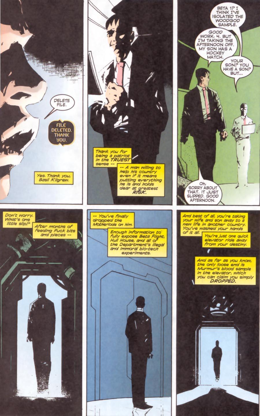 Read online Alpha Flight (1997) comic -  Issue #13 - 22
