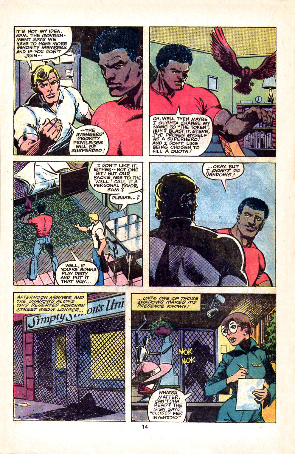 The Avengers (1963) 183 Page 9