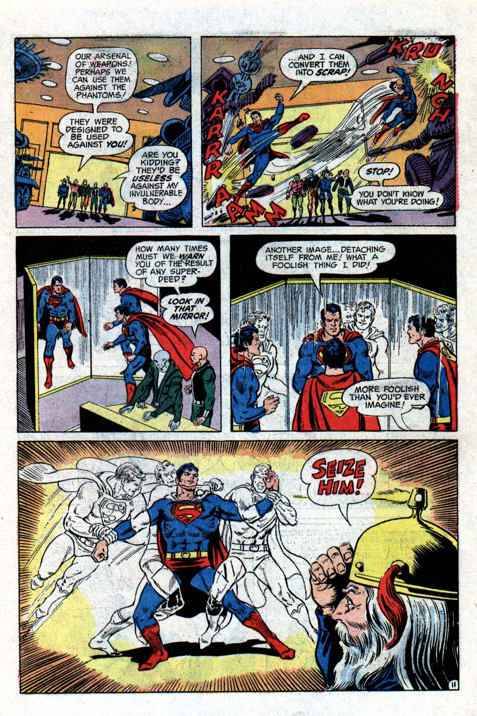 Read online Action Comics (1938) comic -  Issue #418 - 15