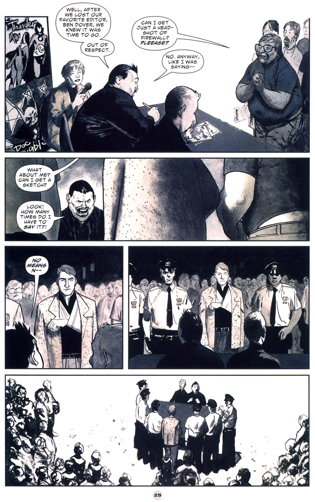 Read online Solo (2004) comic -  Issue #9 - 26