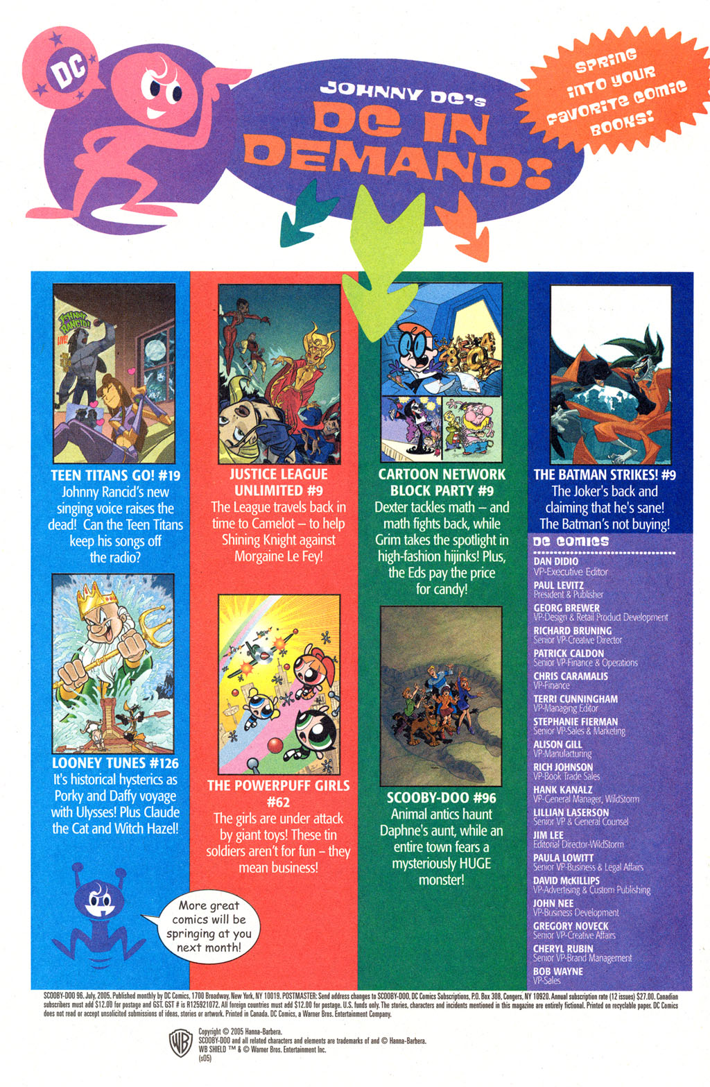 Read online Scooby-Doo (1997) comic -  Issue #96 - 23