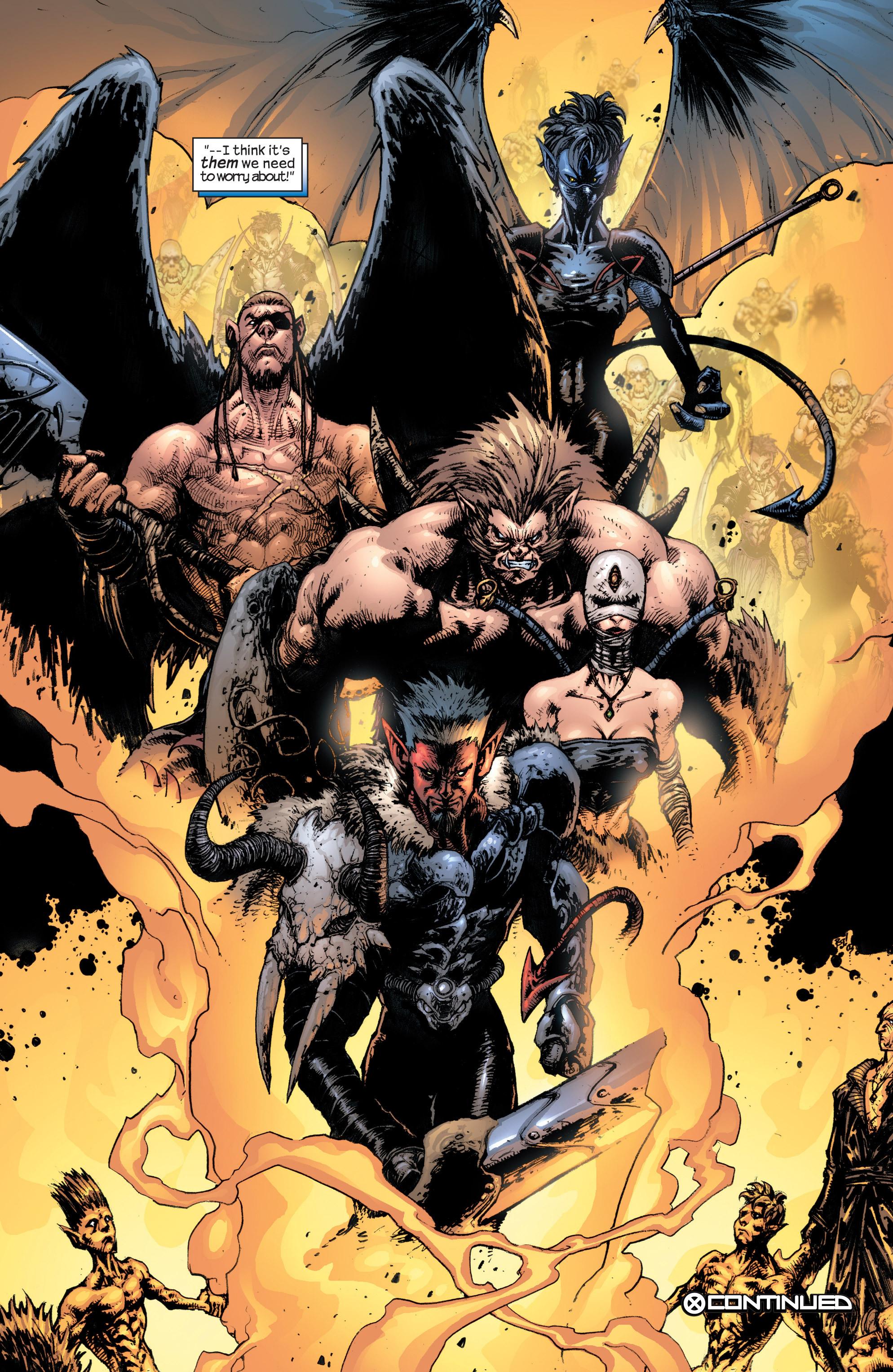 Read online Uncanny X-Men (1963) comic -  Issue #429 - 25