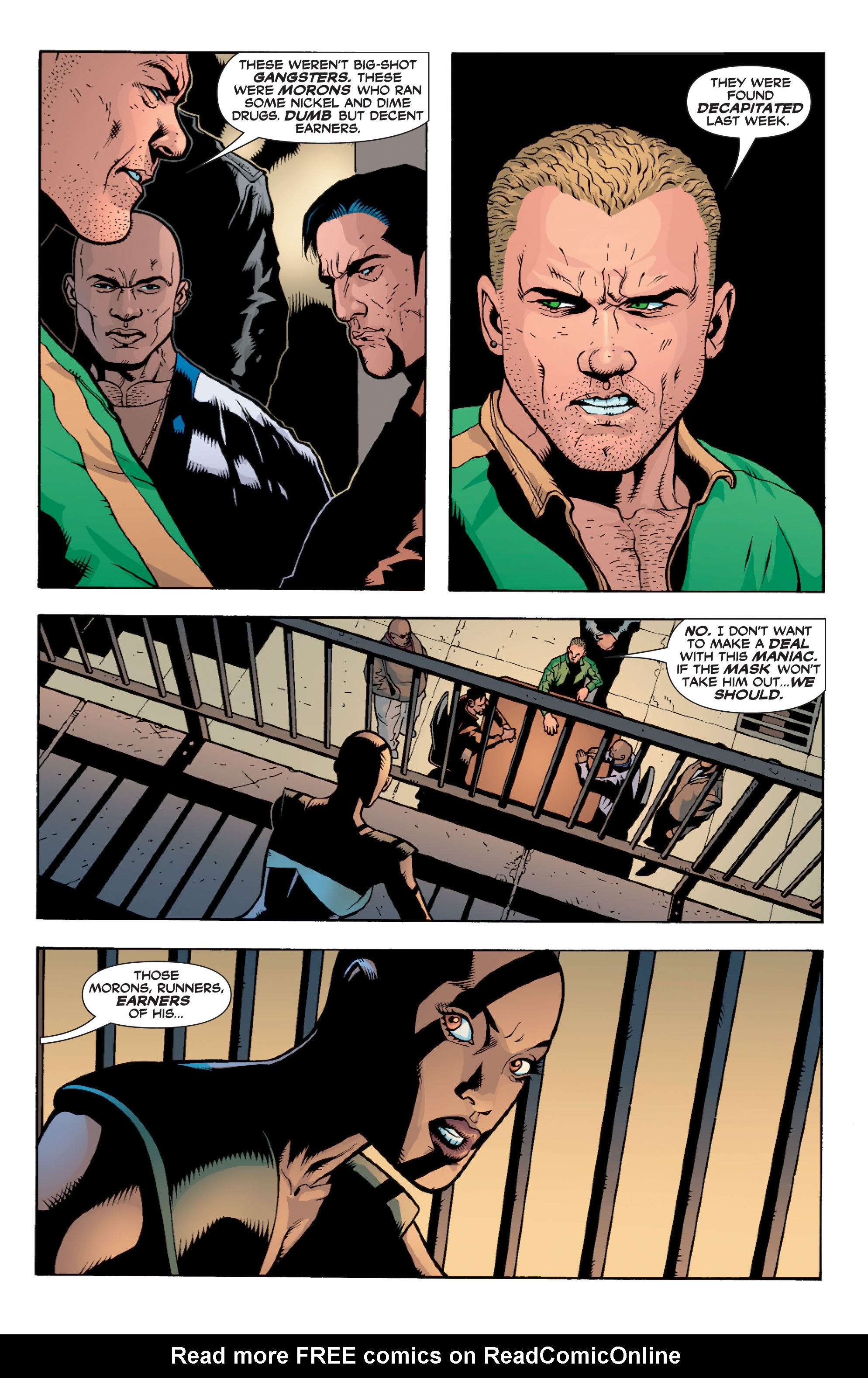 Read online Batman: Under The Red Hood comic -  Issue # Full - 124