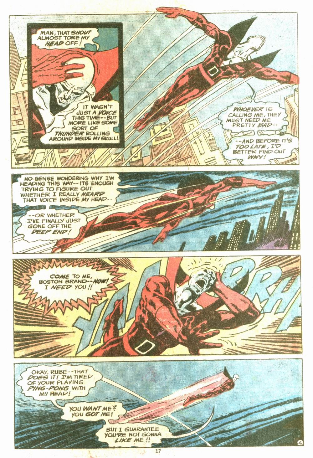Read online Adventure Comics (1938) comic -  Issue #464 - 17