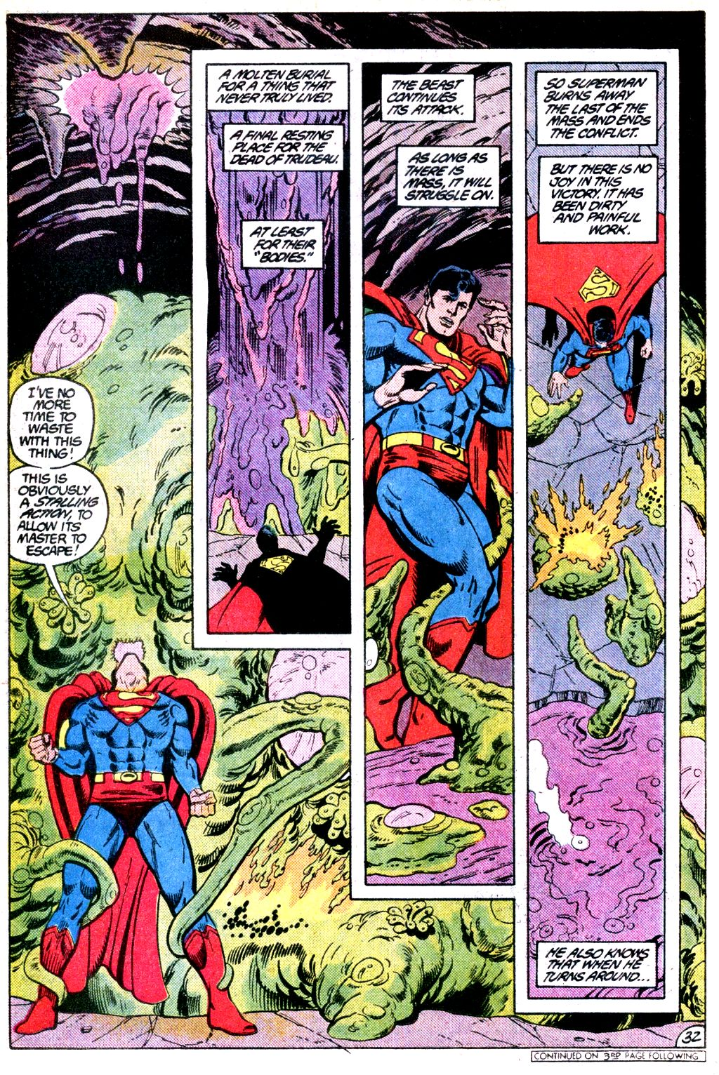 Read online Adventures of Superman (1987) comic -  Issue #Adventures of Superman (1987) _Annual 1 - 33