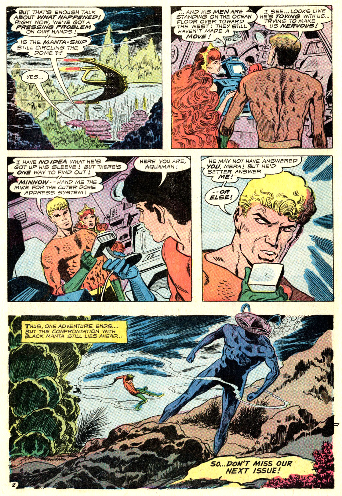 Read online Aquaman (1962) comic -  Issue #52 - 32