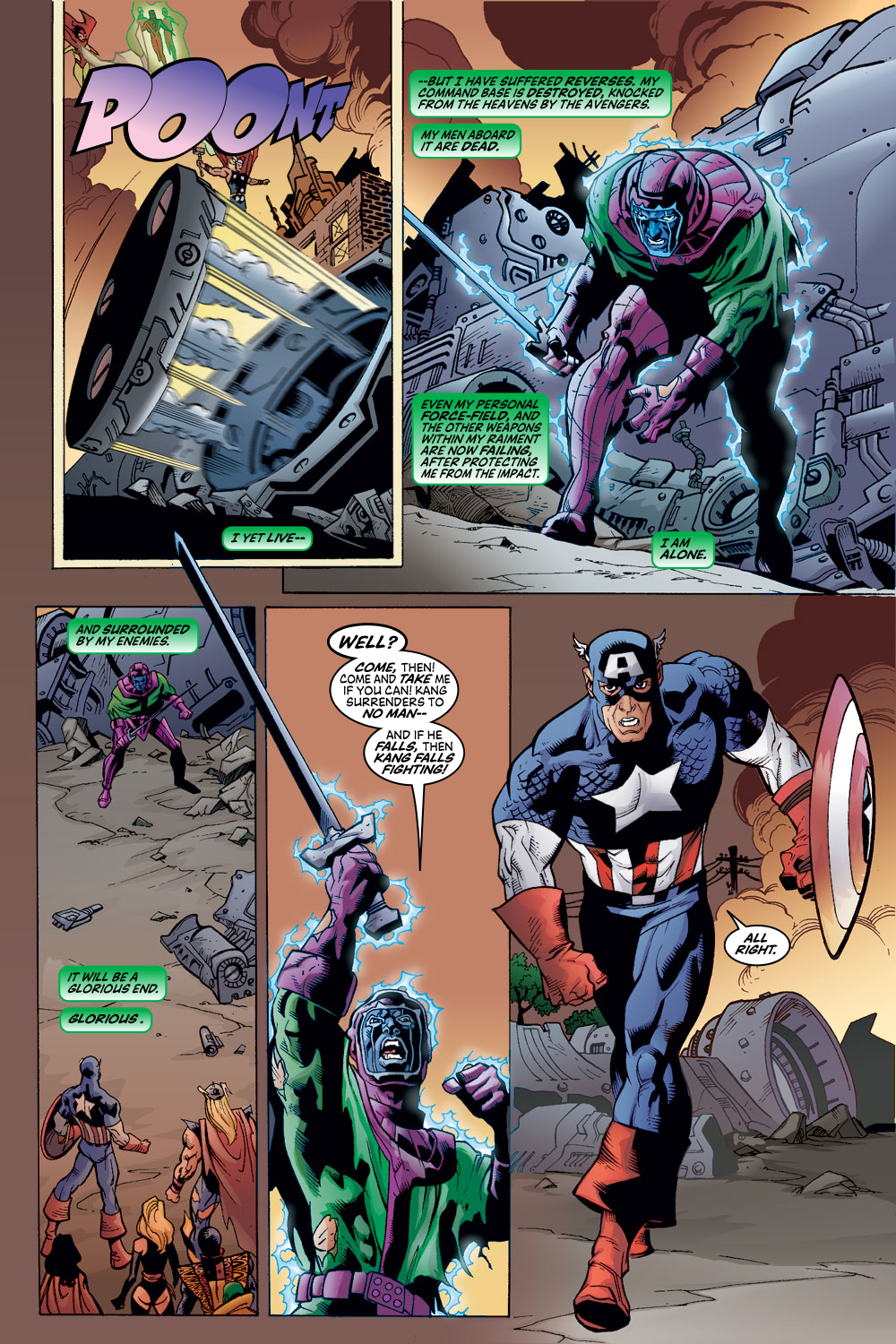 Read online Avengers (1998) comic -  Issue #54 - 4