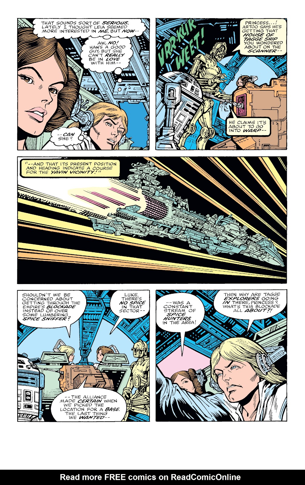 Read online Star Wars Legends: The Original Marvel Years - Epic Collection comic -  Issue # TPB 2 (Part 1) - 30