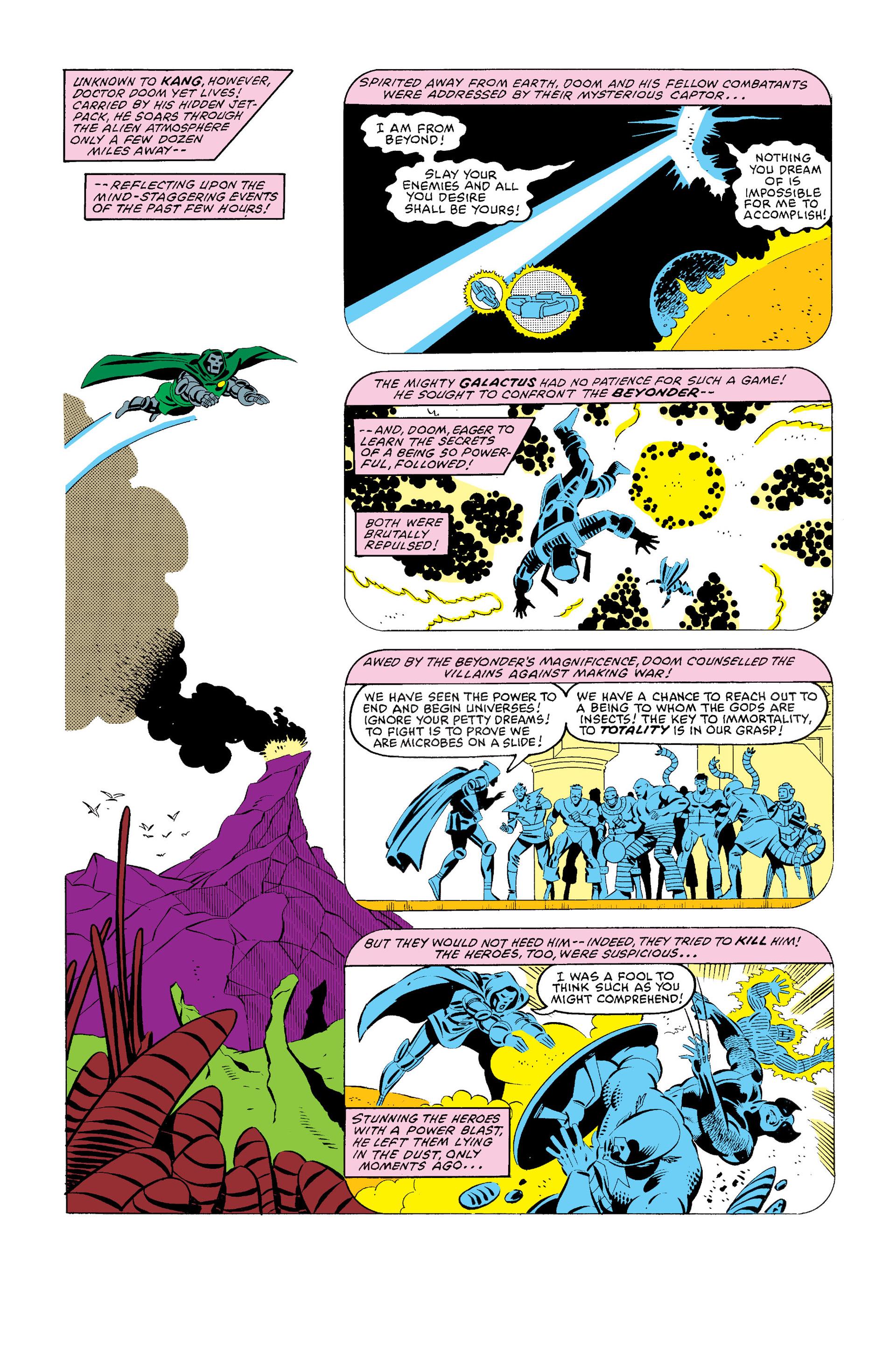 Read online Secret Wars (1985) comic -  Issue #2 - 5