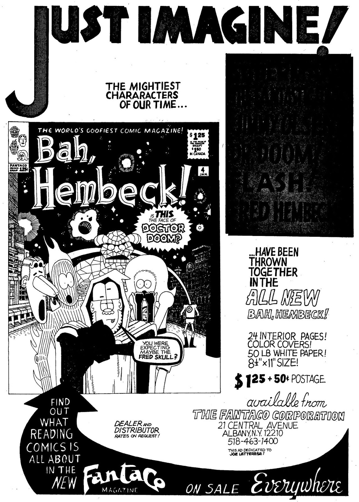 Read online The Nearly Complete Essential Hembeck Archives Omnibus comic -  Issue # TPB (Part 4) - 82
