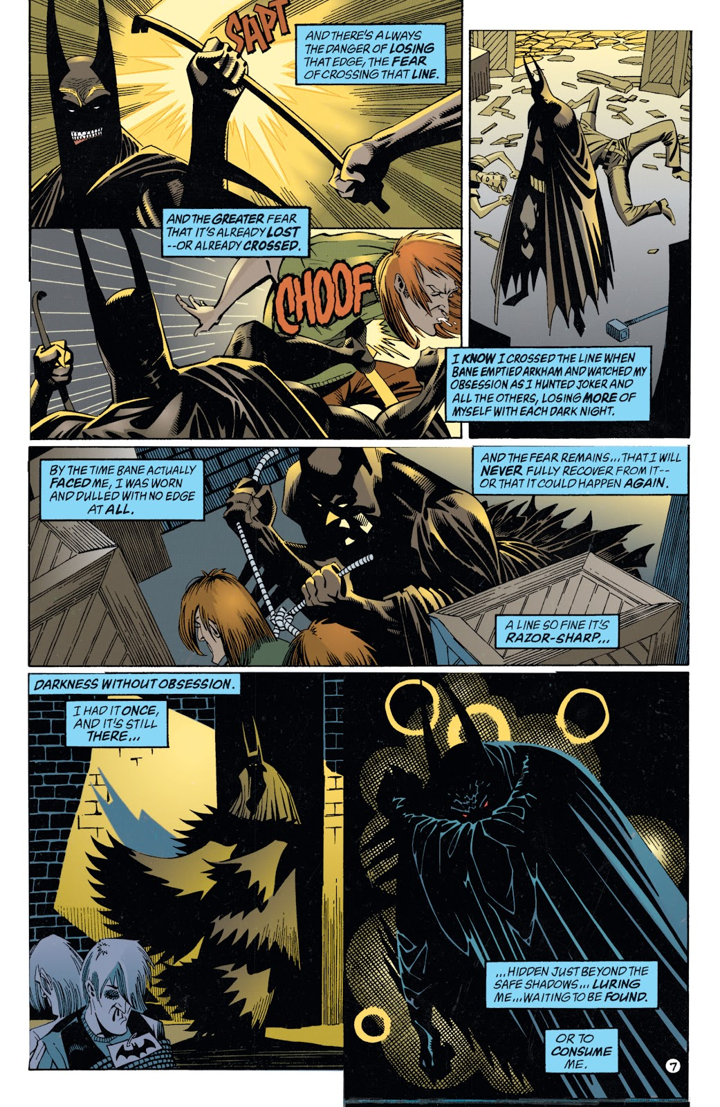 Read online Batman Arkham: Scarecrow comic -  Issue # TPB (Part 2) - 94