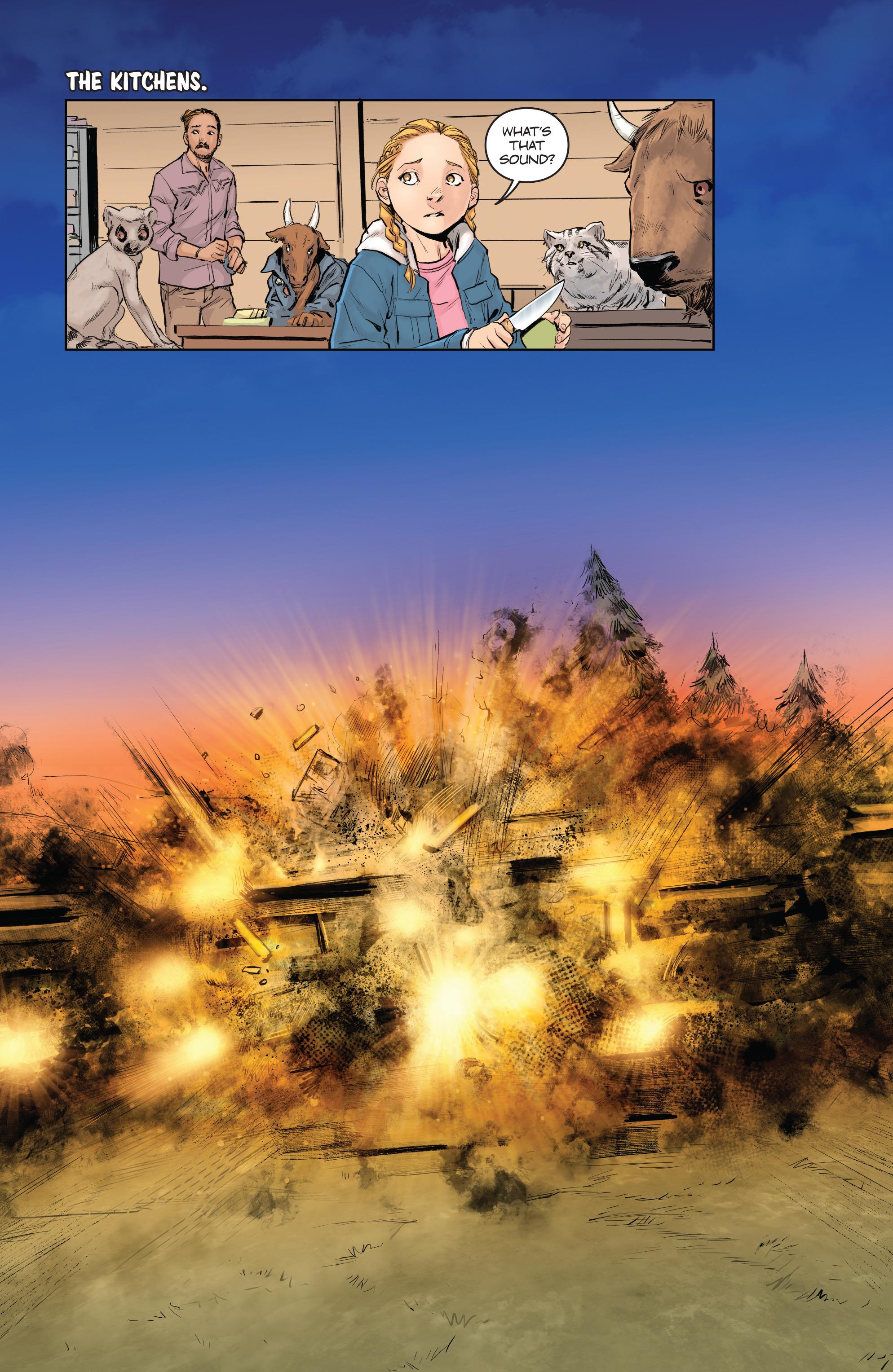 Read online Animosity comic -  Issue #4 - 12
