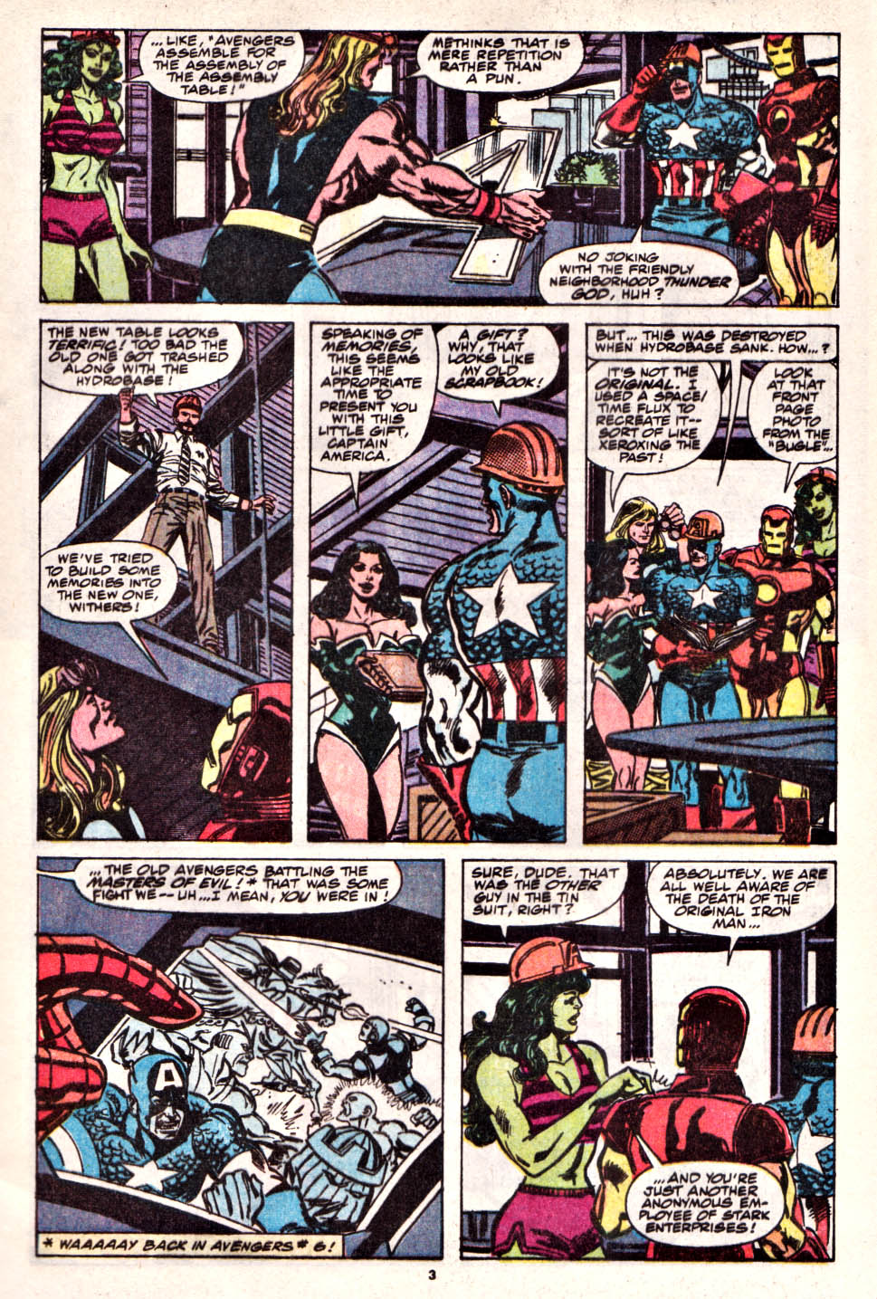 The Avengers (1963) 326 Page 3