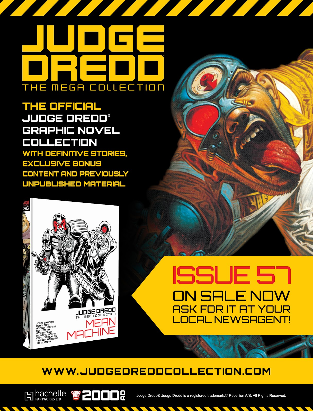 Judge Dredd Megazine (Vol. 5) Issue #382 #181 - English 61