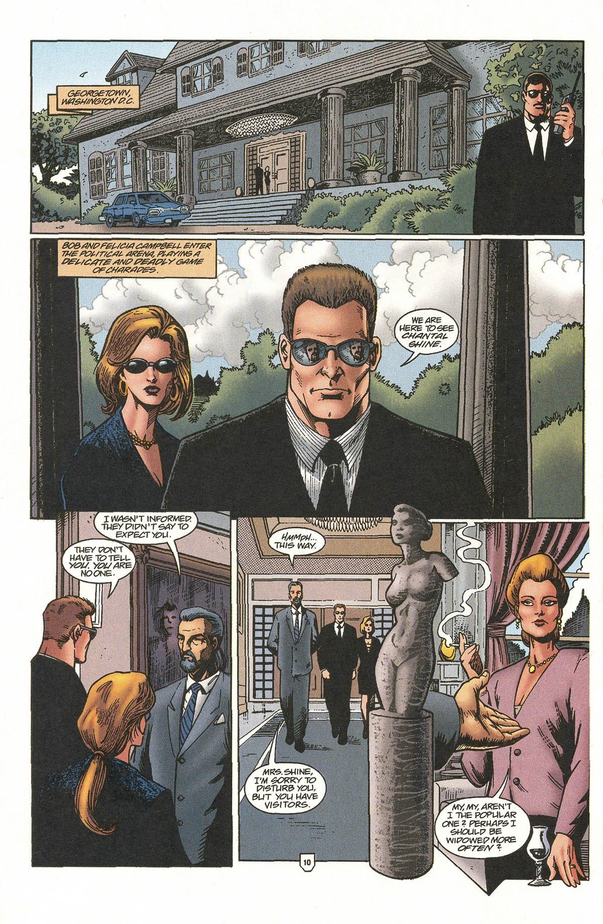 Read online UltraForce (1995) comic -  Issue #5 - 13