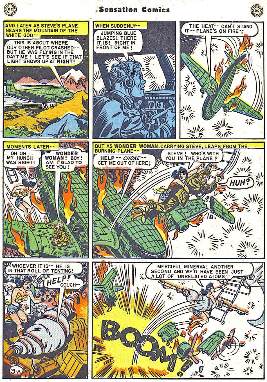 Read online Sensation (Mystery) Comics comic -  Issue #79 - 5