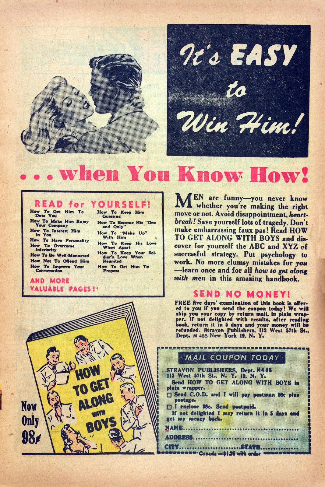 Read online Nellie The Nurse (1945) comic -  Issue #25 - 15