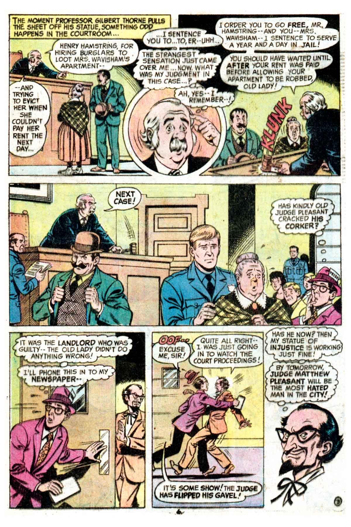 Read online Shazam! (1973) comic -  Issue #16 - 6